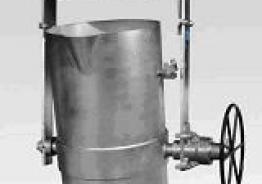 Дозатор смолы и отвердителя для ручного формования