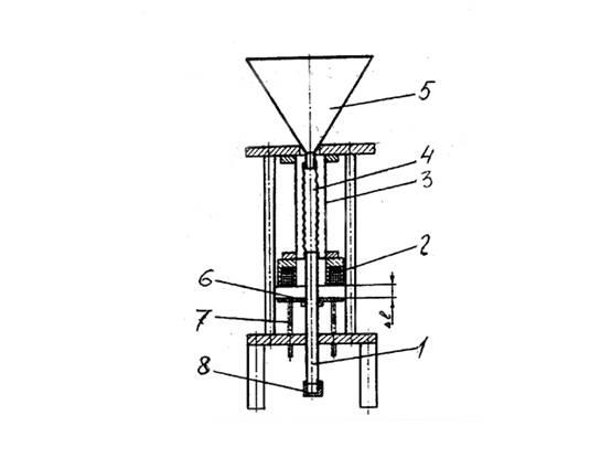 Инновации бизнесу. вибрационный микродозатор сыпучих материалов