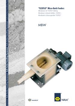 Mbw микродозаторы flexflo