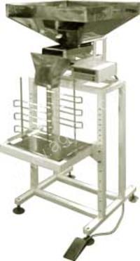 Дозаторы для дозирования сыпучих продуктов весом до 12гк в готовую тару