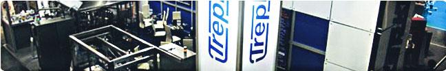 Официальный дистрибьютор компании trepko в россии, упаковочное оборудование, поставка запасных частей и оборудования