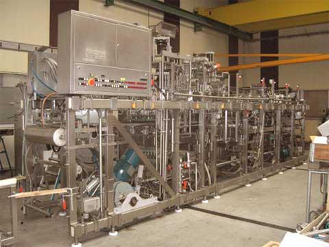 Оборудование для фасовки молочных продуктов