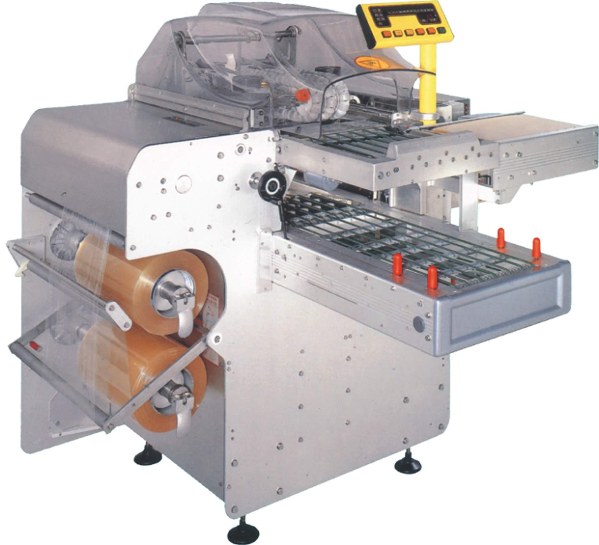 Оборудование для упаковки продуктов на подложке в пищевую стретч-пленку (стрейч) :: современные упаковочные технологии