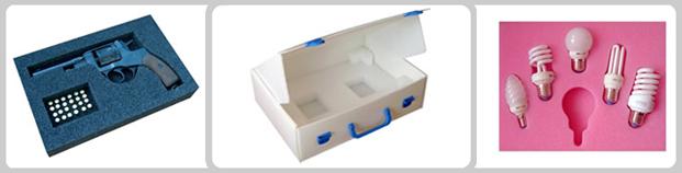 Изготовление упаковки для промышленной продукции - пенотех