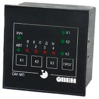 Прибор для управления системой подающих насосов овен сау-мп. краткое описание