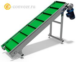 E-conveer.ru / производство ленточных конвейеров, ленточных транспортеров для подачи грузов.