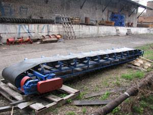 Эквиптех - ленточные транспортеры