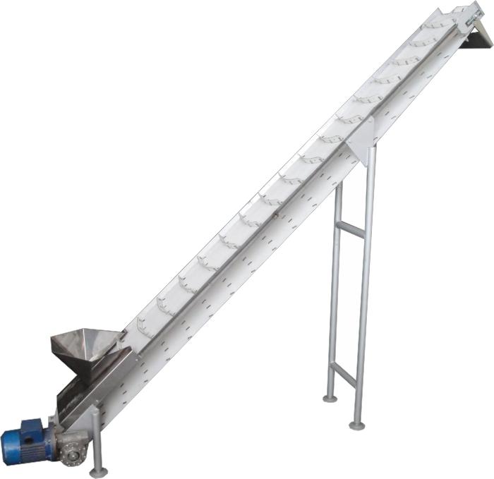 Транспортеры для штучных и сыпучих материалов