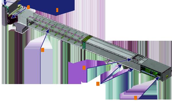 Крупяний тік - оборудование для элеваторов - транспортеры