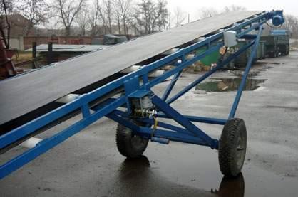 Производство конвейеров: ленточных, роликовых, пластинчатых конвейеров