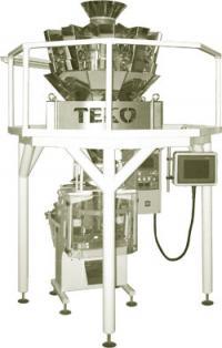 Автомат фасовочно-упаковочный с мультиголовочным дозатором - портал пищевой промышленности www.foodset.ru