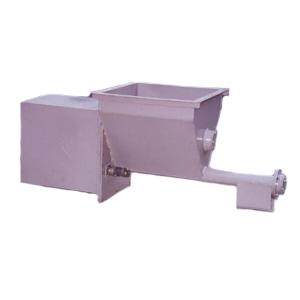 Дозатор сыпучих веществ с горизонтальным шнеком дсвг-1000
