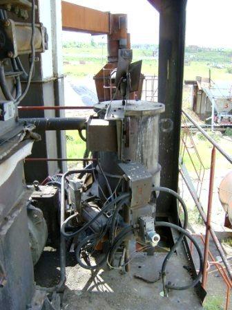 Дозатор битума серии дб-03-50 (весовой)