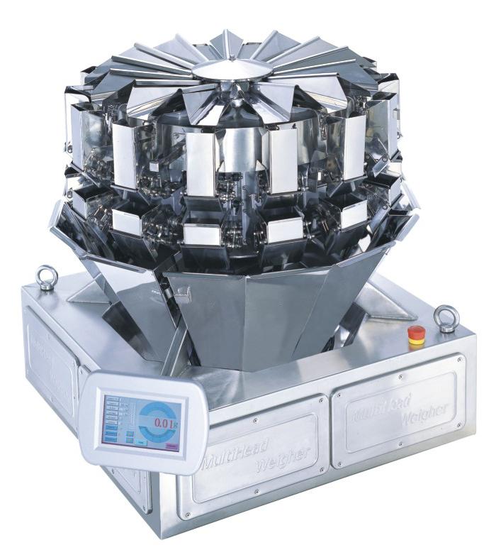 Комбинационный весовой дозатор