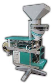 Автомат упаковочный инпак-1 с объемным дозатором