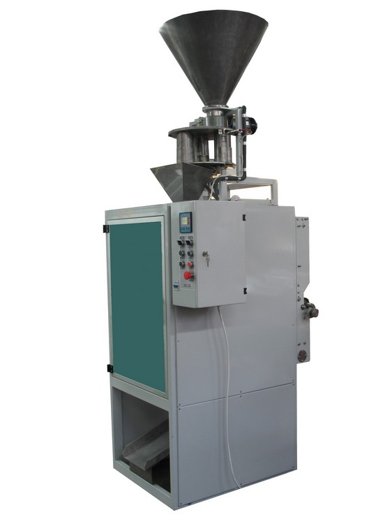Автомат с объемным дозатором для фасовки сыпучих не пылящих продуктов