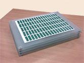 Бейдж мастер - технология заливки объемных наклеек :: дозатор полуавтоматический для профессионального производства объёмных наклеек (шильд)