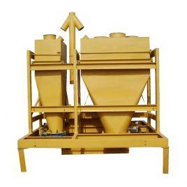 Дозатор сыпучих материалов: дозатор цемента, порошка